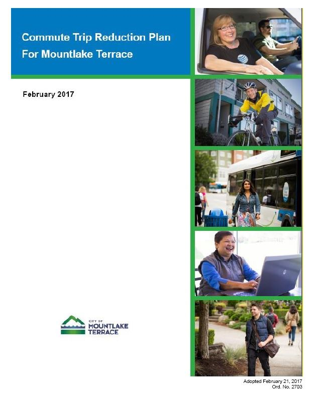 Mountlake Terrace Commute Trip Reduction Plan