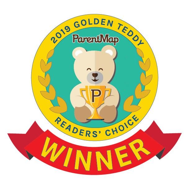 Golden Teddy Award Badge