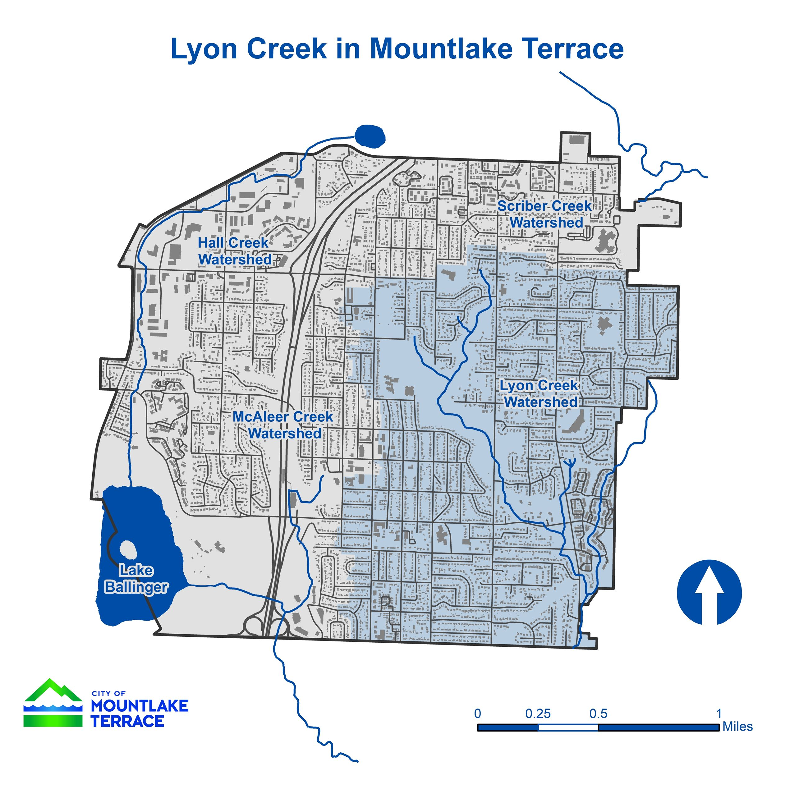 Lyon Creek Watershed