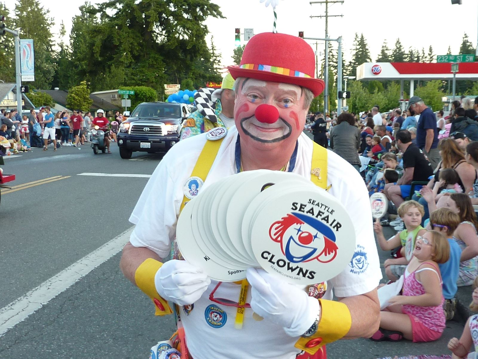 Tour de Terrace Parade - City of Mountlake Terrace