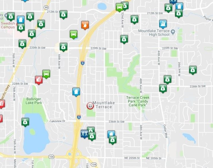 Crime Map - Click to See Full Map