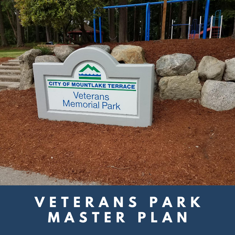 Veterans Memorial Park Trail