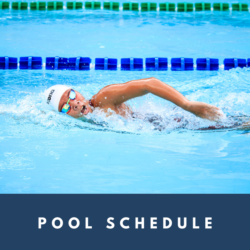 Pool Schedule