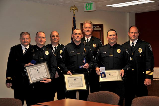 Police Awards Ceremony