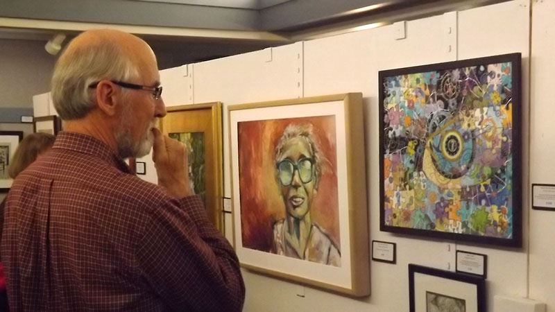 2012 Arts of the Terrace Juried Art Show